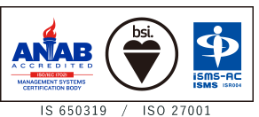 IS 650319 / ISO 27001